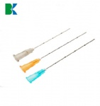 Beauty Comestic Blunt Tip Micro Cannula Needle for Fillers