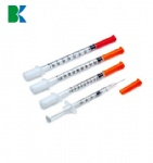 Disposable Insulin Syringes